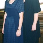 Michelle & Maria in 2000