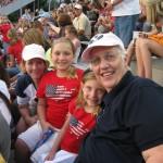 Michelle, Mom, Suzy, Kim – July 2009