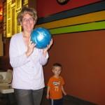 Michelle & Trevor – Bowling – October 2010