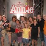Watching Annie